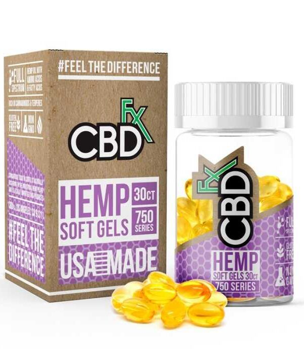 Buy CBD Hemp Caps